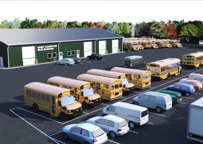 EH Bus Garage Rendering