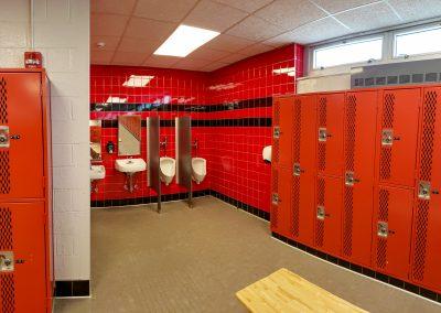 Boys' Locker Room Renovation