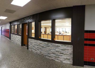 Main Office Renovation